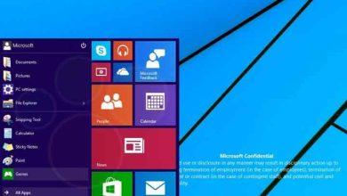 Windows 9 : encore des captures d'écran