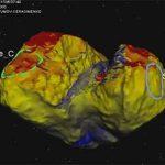Vidéo : les cibles de Philae sur la comète « Chury »