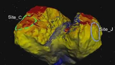 Photo of Rosetta : une vidéo pour présenter les sites d'atterrissage de Philae