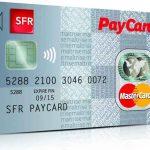 SFR supprime PayCard, sa carte de paiement NFC