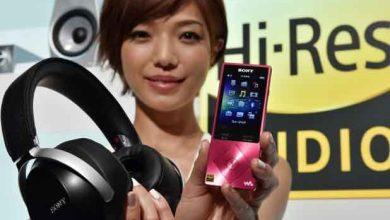 Photo de Sony pousse la technologie high-reso