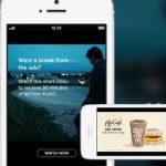 Spotify introduit la publicité vidéo dans son offre gratuite