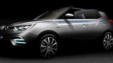 Photo de SsangYong : encore des concept-cars pour son petit crossover
