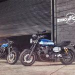 Yamaha : la XJR1300 évolue en 2015
