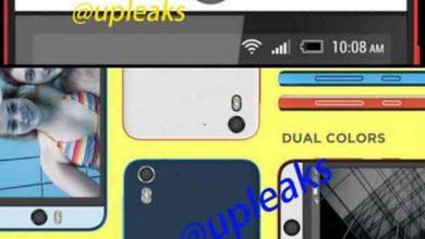 Photo de 2 capteurs de 13 mégapixels pour le HTC One M8 Eye