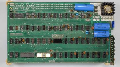 Photo de 905 000 dollars pour un Apple-1 !