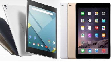 Photo de iPad Air 2 vs Nexus 9 : quel est le gagnant ?