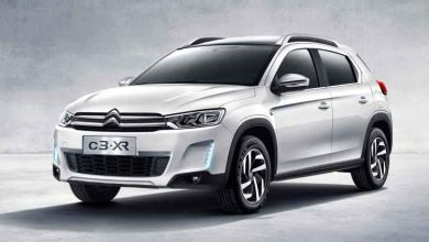 Photo de Citroën : un crossover C3-XR dédié à la Chine