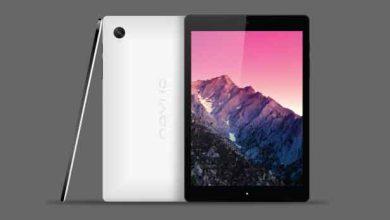 Photo de Nexus 9 : une coque plastique pour une tablette fabriquée par HTC ?
