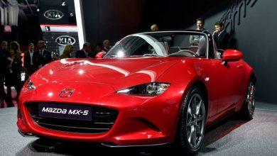 Photo de Mazda : une MX-5 au design plus agressif