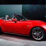 Mazda : une MX-5 au design plus agressif