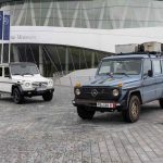 Classe G : Mercedes lance une Edition 35