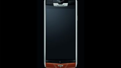 Bentley by Vertu : un smartphone de luxe à 12 500 euros
