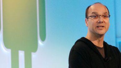 Andy Rubin : le cofondateur d'Android quitte Google