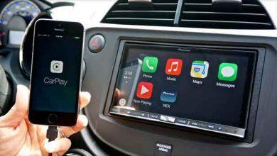 Photo de Apple : CarPlay arrive chez Ferrari