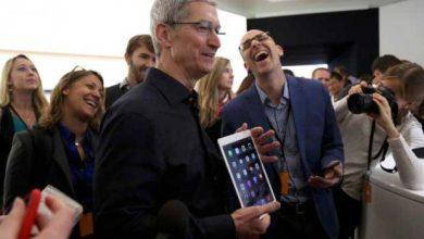 Photo de Apple : Tim Cook remercie pour le « travail acharné » des employés