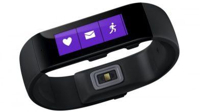 Photo de Microsoft Band : un bracelet connecté compatible iOS, Android et Windows Phone
