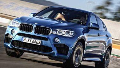 BMW dévoile ses modèles X5 M et X6 M