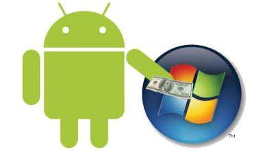 Photo de Brevets : Microsoft s'enrichit grâce à Android