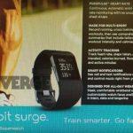Fitbit prépare également une montre connectée