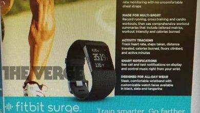 Photo de Est-ce que Fitbit va aussi proposer une montre connectée ?