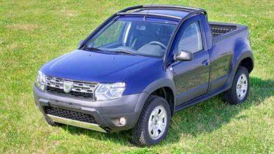Photo de Dacia : un Duster pick-up exclusif