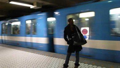 Photo de Du GSM dans le métro de Montréal pour plus d'informations