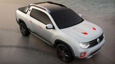 Duster Oroch : Renault présente le concept d'un pickup