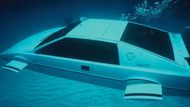 Photo de eBay : qui veut la Lotus sous-marine de James Bond ?