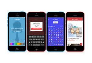 Rooms : l'appli de 'chat room' de Facebook, sous pseudos