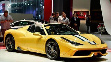 Photo de Ferrari : la 458 Speciale A se décapote !