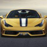 Ferrari : la 458 Speciale A se décapote !