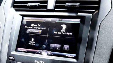 Photo de Avec Ford Sync 2, Windows Embedded s'invite dans les voitures