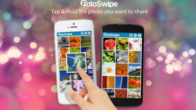 FotoSwipe rapproche iOS et Android