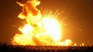 Photo of Fusée Antares : est-ce que l'explosion serait due à un « vieux » moteur russe ?