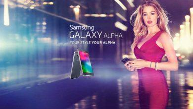 Galaxy Alpha : Samsung embauche la ravissante Doutzen Kroes