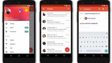 Photo of Gmail : vidéo de la future version 5.0