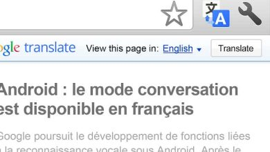 Photo of Avec Google Translate, Chrome se dote d'une extension de traduction