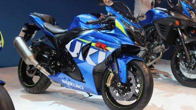 Photo de GSX-R 1000 ABS : de légères améliorations de la part de Suzuki