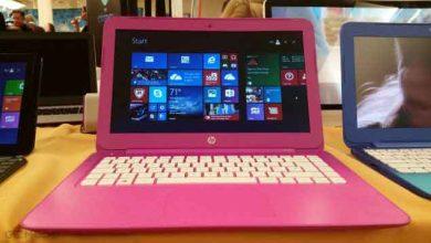 Photo de HP Stream : des PC portables pour contrer les Chromebook