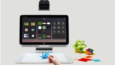 Photo de HP : un projecteur et un scanner 3D pour le Sprout