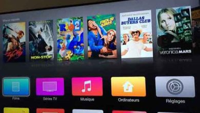 Photo de TV Philips : intégration d'Apple TV