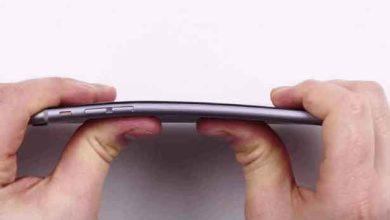 Photo de iPhone 6 Plus : le Bendgate concerne une centaine d'appareils