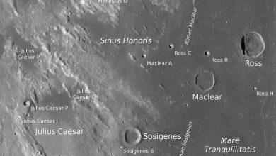 Photo of Lune : des volcans actifs il y a seulement 18 millions d'années