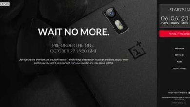 Photo de OnePlus passe à un système de précommande plus conventionnel