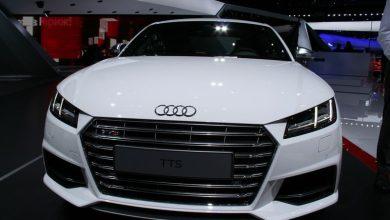 Photo de L'Audi TTS Coupé, summum de la nouvelle gamme TT