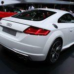 L'Audi TTS Coupé, summum de la nouvelle gamme TT