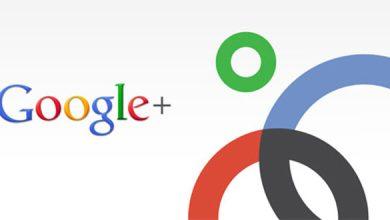 Photo of Pas de disparition de Google+ au programme