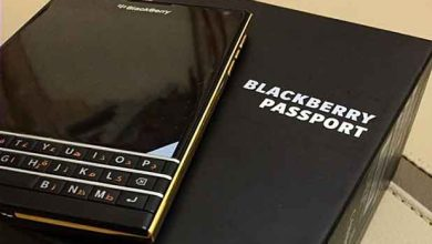 Photo of Passport : vers une Gold Edition signée BlackBerry ?