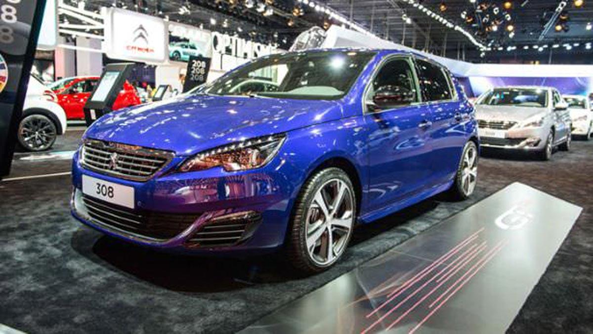 Peugeot 308 : l'esbroufe du Driver Sport Pack